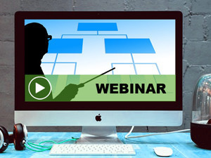 Interested in live webinars?